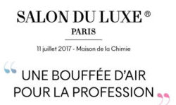 Salon du luxe; Agenda du digital