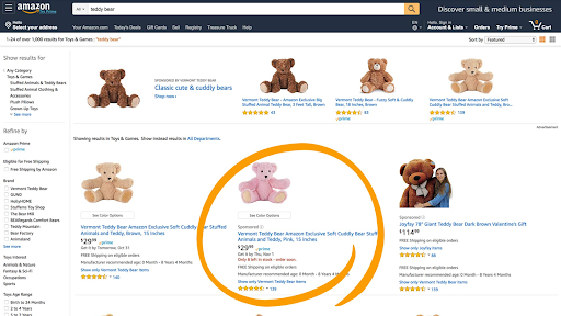 Image ads Amazon