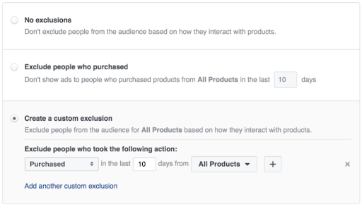 Facebook discovery commerce